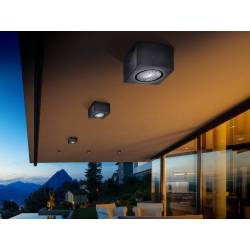 Foco Lled Exterior Gregal 8W