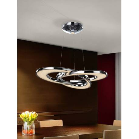 Lampara led anisia diam. 71 dimable